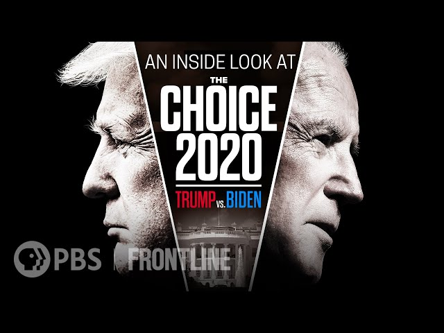 "An Inside Look at ""The Choice 2020: Trump vs. Biden"" 