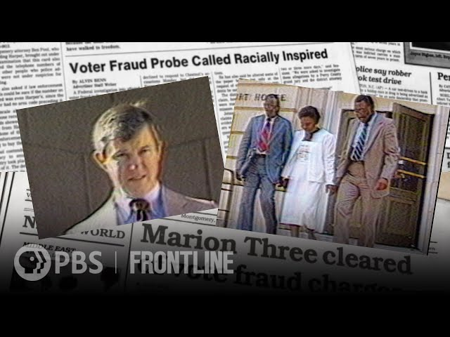 How Linking Mail-in Ballots with Voter Fraud Became a Political Tool | Whose Vote Counts