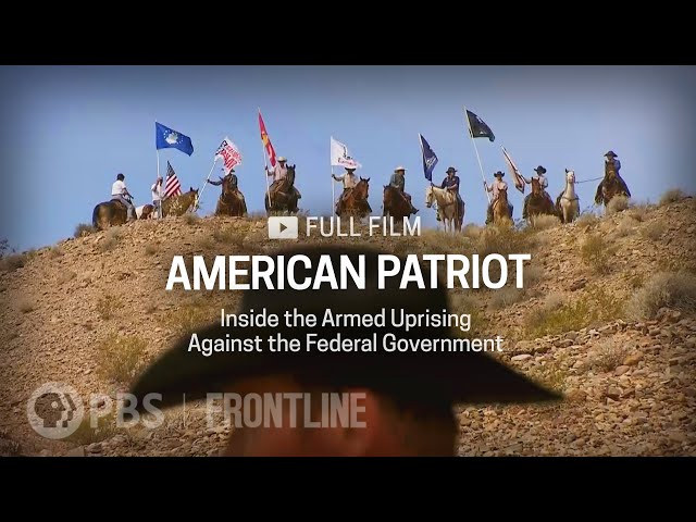 American Patriot: Inside the Armed Uprising Against the Federal Government (documentary)